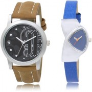 The Shopoholic Black Blue Combo Latest Collection Fancy And Attractive Black And Blue Dial Analog Watch For Boys And Girls Watches For Men Formal