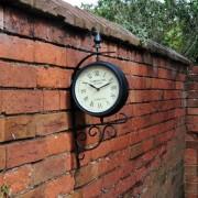 Ceas de perete pentru exterior - model victorian