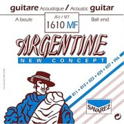 Savarez 1610MF Argentine Acoustic Jazz Guitar Strings High Tension Ball End