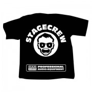 Showtec DAP T-Shirt Stagecrew T-Shirt