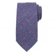 Férfi klasszikus nyakkendő (minta 353) 7168 -tól keverékek hullámdovod és selyem