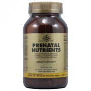 Prenatal Nutrients - 240 tabs