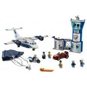 LEGO Baza poliției aeriene