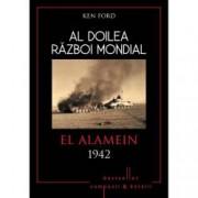 El Alamein 1942. Al doilea razboi mondial