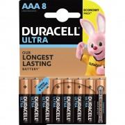 Duracell Ultra Baterii AAA R3 Set 8 bucati