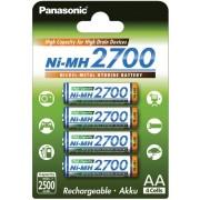 Panasonic 4 x piles AA Panasonic - Spécialement pour les flashs