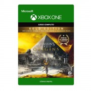 xbox one assassin's creed origins: gold edition digital