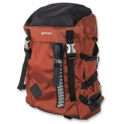 Manhattan 15.6 inch Zippack Notebook Backpack Colour:Orange
