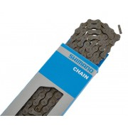Shimano Deore CN-HG53 Bicycle Chain 9-stegs grey 114 kedjelänkar 2019 Kedjor