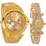 i DIVA'S Combo Rosra Deal Offer Fast Selling Analog Watch For Coupal