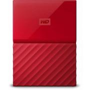 """Eksterni hard disk HDD External 2.5"""" 2TB WD Red WDBS4B0020BRD-WESN, 8MB USB3.0 My Passport"""