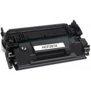 Compatible Toner CF287A voor HP LaserJet Enterprise M506 M506n M506x M506dn,LaserJet MFP M527 - Zwart, 1-Pack