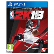Take2 NBA 2K18 Legend Edition - PS4