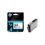 HP Cartucho de tinta Original HP 364 fotografica para HP DeskJet, HP OfficeJet y HP PhotoSmart