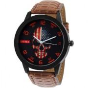 Laurex Analog Round Casual Wear Watches for Men -LX-074