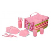 Melissa & Doug 6170 Bella Butterfly Picnic Set