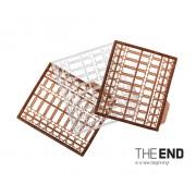Zarážka Kotva pre boilie THE END / 189ksS,M,L / G-ROUND+