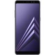 "Telefon mobil Samsung Galaxy A8 Plus (2018), Procesor Octa-Core 1.6GHz/2.2GHz, Super AMOLED 6"", 6GB RAM, 64GB Flash, 16MP, Wi-Fi, 4G, Dual Sim, Android (Orchid Grey) + Cartela SIM Orange PrePay, 6 euro credit, 4 GB internet 4G, 2,000 minute nationale si i"
