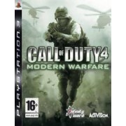 Joc Call Of Duty 4 Modern Warfare Pentru Playstation 3