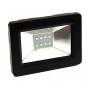Proiector LED NOCTIS 2 SMD LED/10W/230V IP65 650lm negru