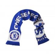 Chelsea FC Big Crest Schal - Blau