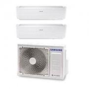Samsung Condizionatore Dualsplit Windfree Light Ar12nxwxcwkneu+ar12nxwxcwkneu+aj050ncj2eg/eu 12000+12000
