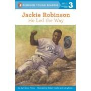 Jackie Robinson: He Led the Way, Paperback