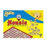 NT Set of Magnetic Housie Games for Kids Big Birthday Kitties Parties Fun Loving Game