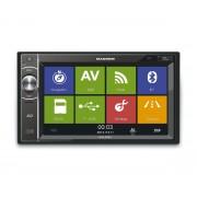 Sistem multimedia 2 DIN cu navigatie, USB, SD card si BT Macrom - TOR-M-DL5000