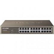 TP-LINK Síťový switch TP-LINK, TL-SF1024D, 24 portů, 100 Mbit/s