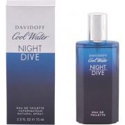Davidoff Cool Water Night Dive 75ml Mannen