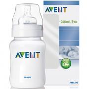 Avent biberon 260ml PP 0% BPA