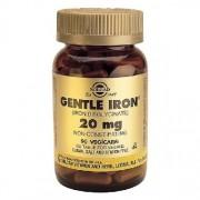 Gentile Iron 20mg 90cps Solgar