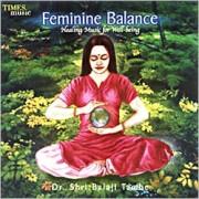 Dr. Shri Balaji Tambe - Feminine Balance (Spiritual) Audio CD