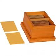 Kidken Montessori Touch Tablets wooden