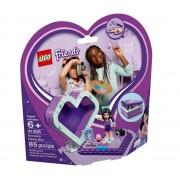Set de constructie LEGO Friends Cutia inima a Emmei