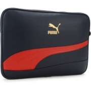 Puma 15 inch Laptop Messenger Bag(Blue)