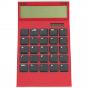 Calculator rosu de birou, Bahama, 12 Digits