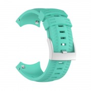 Silicone Replacement Wrist Strap for SUUNTO 9 (Mint Green)