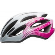 Bell Tempo Joy Ride Women´s casco de bici de carreras Blanco Rosa