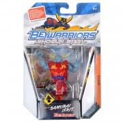 Hasbro Bw-01 - Beywarriors Samurai Trottola Rosso E Grigio (Giocattolo)