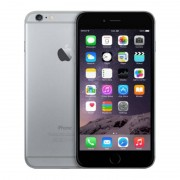 Apple iPhone 6 Plus Desbloqueado 64GB / Espacio gris / Reacondicionado reacondicionado