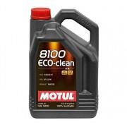 MOTUL 8100 Eco-clean 5W-30 5L motorolaj