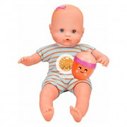 Nenuco beba s bočicom mekana plava