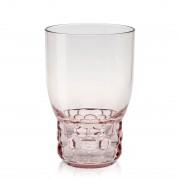 Kartell Jellies Waterglas Roze