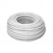 """Furtun alb flexibil 1/4"""" (6 mm), compatibil cu frigider side-by-side"""