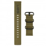 Curea material textil UAG Nato Strap Samsung Galaxy Watch (46mm) Olive Drab