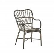 Solhem Margret chair exterior moccachino, sika design
