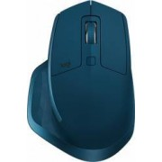 Mouse Wireless Logitech MX Master 2S Midnight Teal 4000 DPI Bluetooth