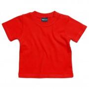 T-shirt med Axelknäppning Ekologisk Baby